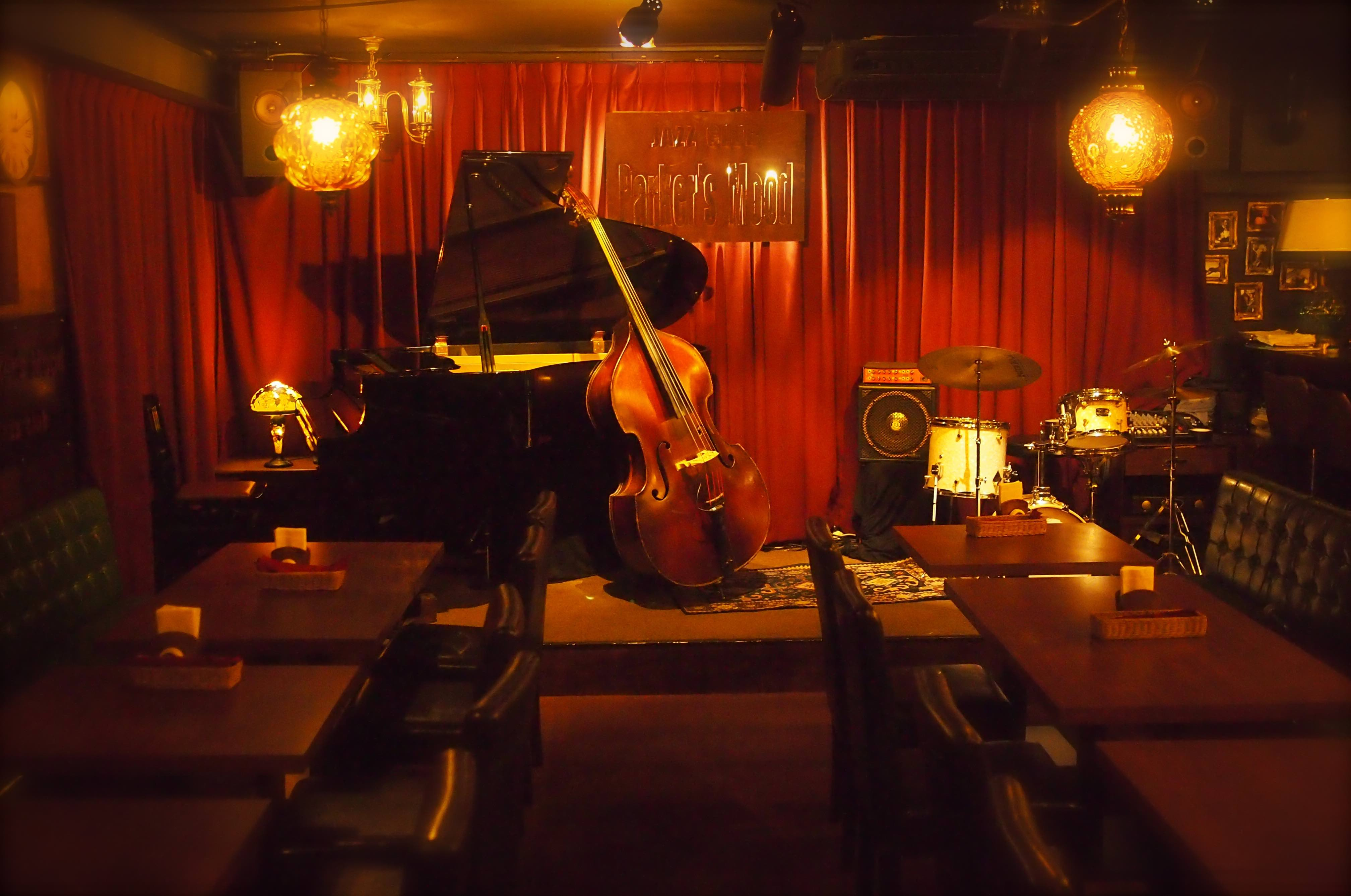Parker's Mood Jazz Club Naha,Okinawa